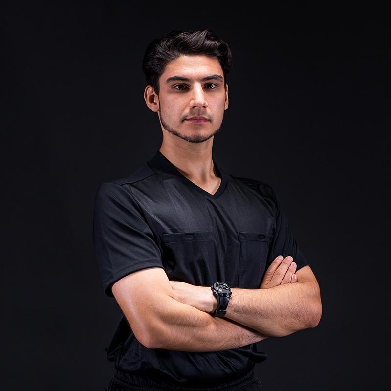 Third Team Technischer Direktor Carmine Siena